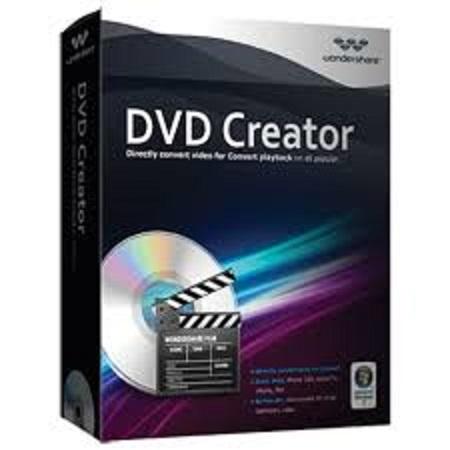 Wondershare DVD Creator Crack + License Key Free Download