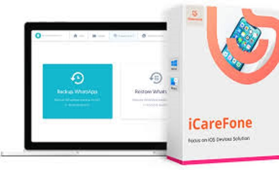 Tenorshare iCareFone Crack with License Key Free Download