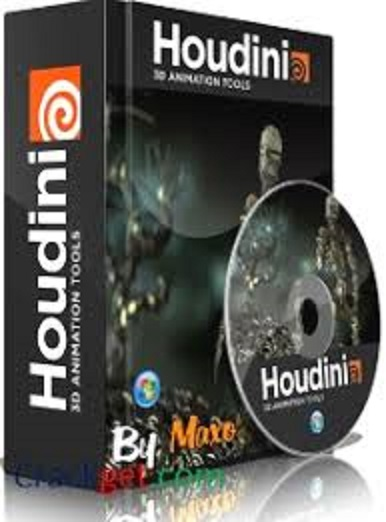 SideFX Houdini 18 With Crack + License Key Full Free Download