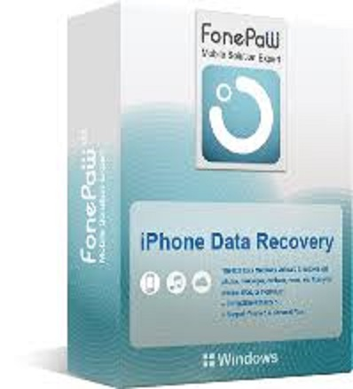 FonePaw iPhone Data Recovery Crack + License Key Free Download