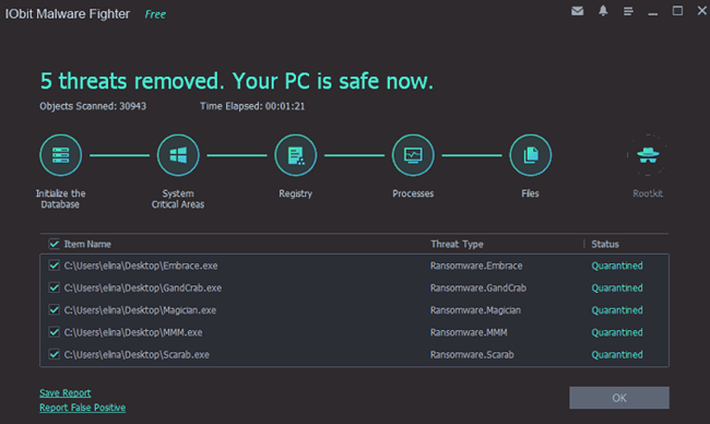 IObit Malware Fighter Pro Patch