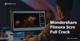 Wondershare Filmora Scrn,