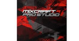 Mixcraft 9 Crack Pro Studio + Registration Code 2021 [LATEST]