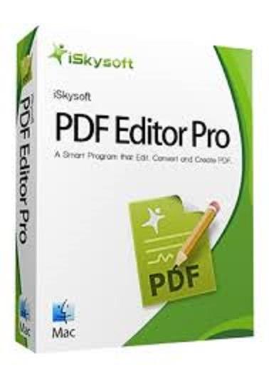 iSkysoft PDF Editor Pro 6.7.11 Crack + Registration Code Full Version
