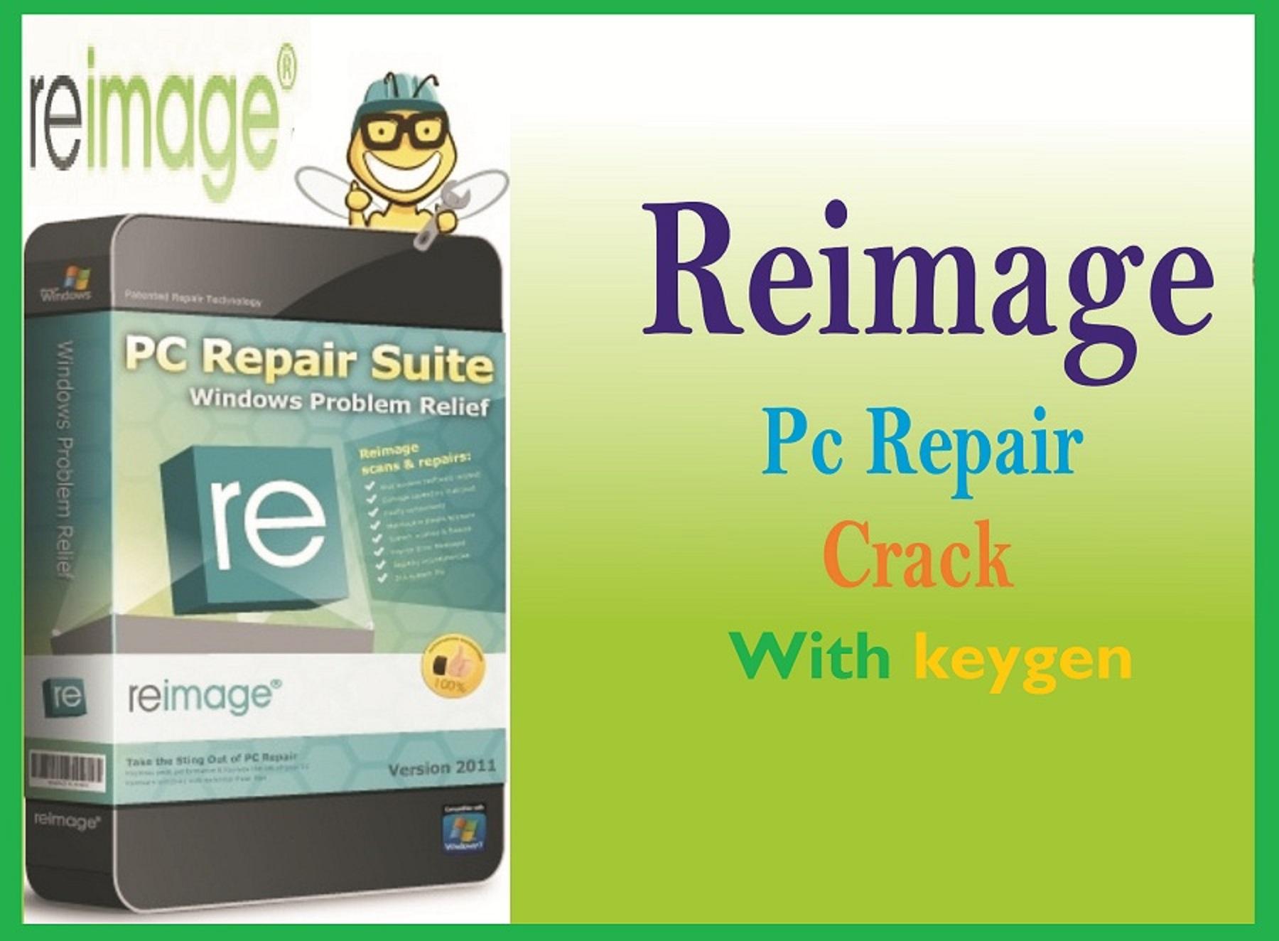 Reimage Pc Repair 2020 Crack With License Key Free Download