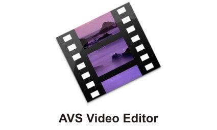 AVS Video Ediotr logo